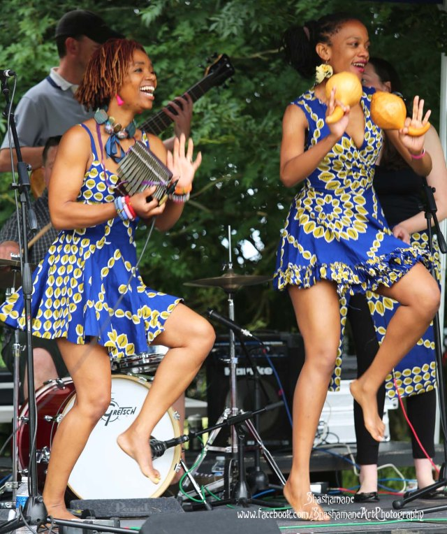 The Anna Mudeka Band (c) shashamane 2015