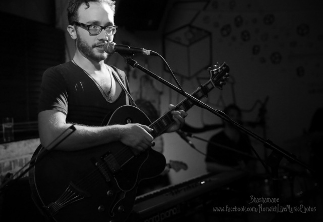 Alex Carson of Wooden Arms (c) shashamane 2015