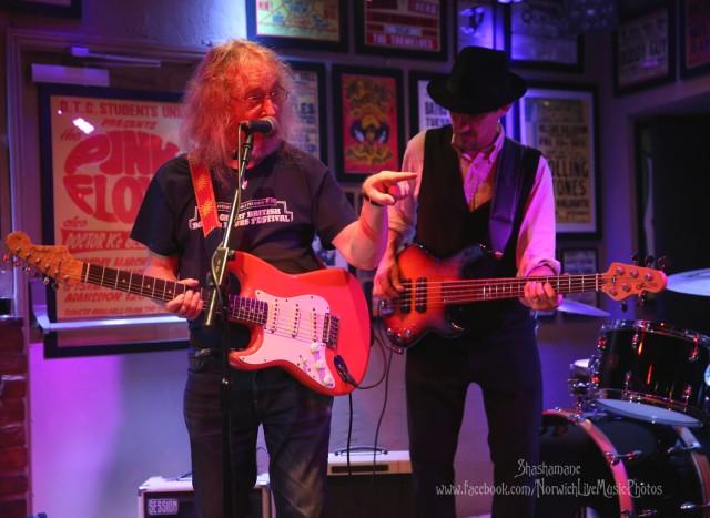fine city blues band