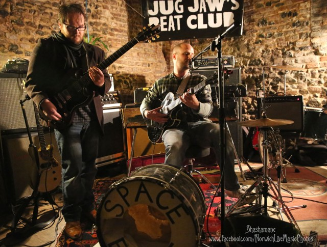 jug jaw's beat club, space eagle