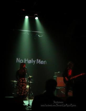 no holy men
