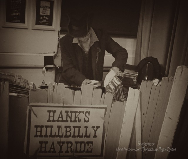 hank's haybilly hayride