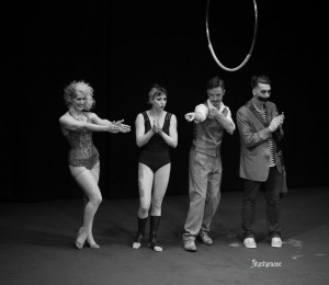 gossamer thread's curious cabaret