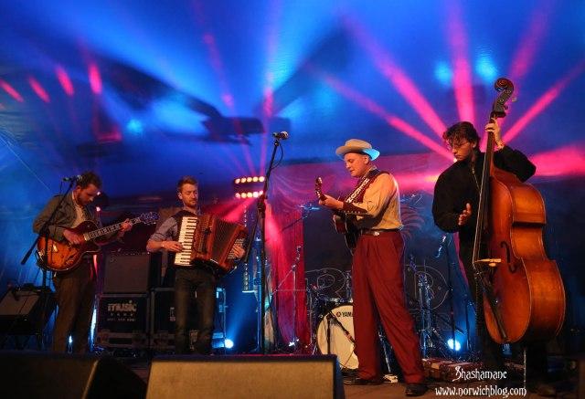 rob heron and the teapad orchestra