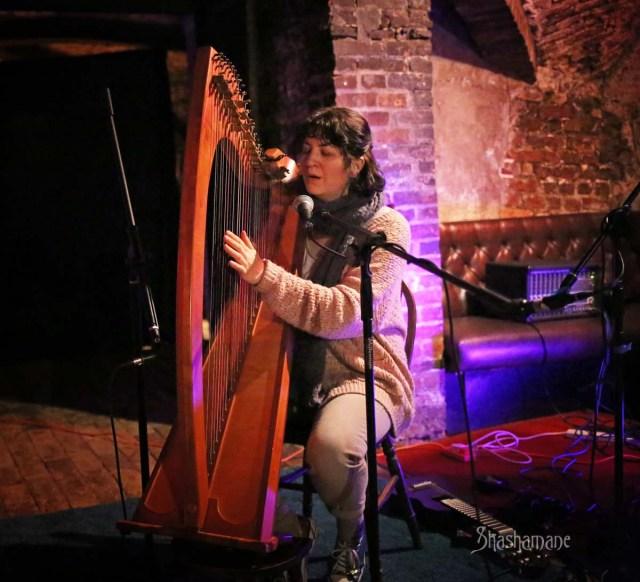 zoe harp