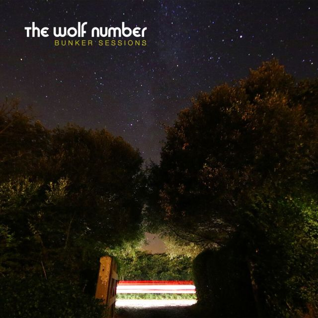 The Wolf Number - Bunker Sessions EP Artwork