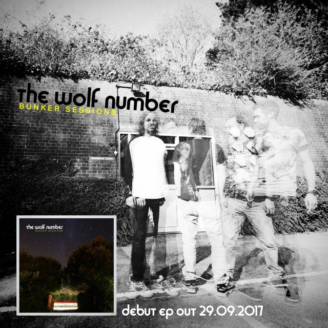 The Wolf Number - EP Promo Image
