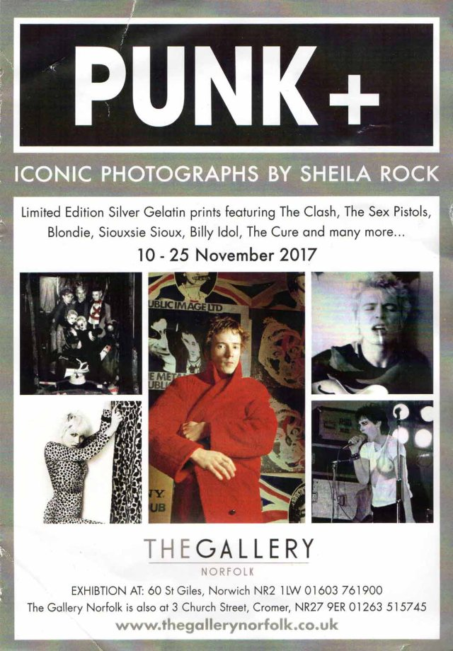 punk photography exhibition