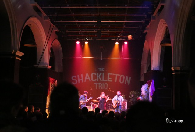 the shackleton trio
