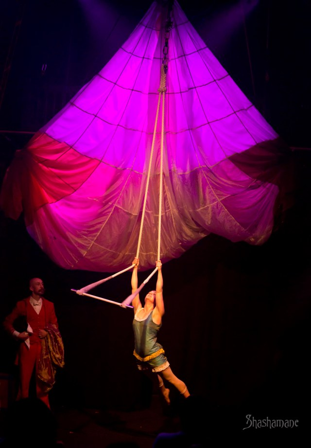 250 years of circus