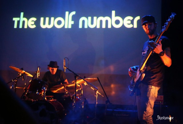 the wolf number