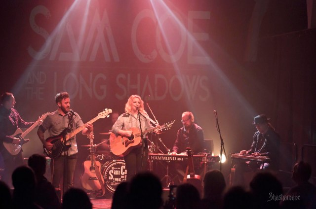sam coe and the long shadows
