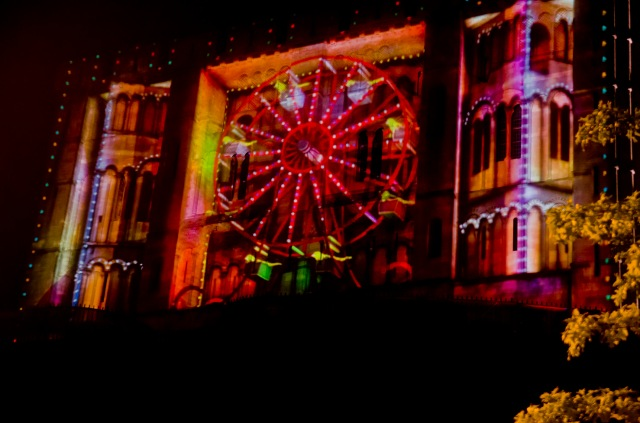 norwich castle 3d display