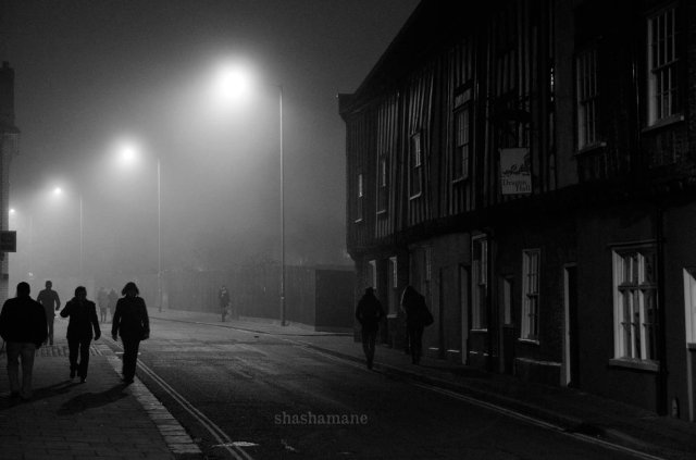 foggy norwich