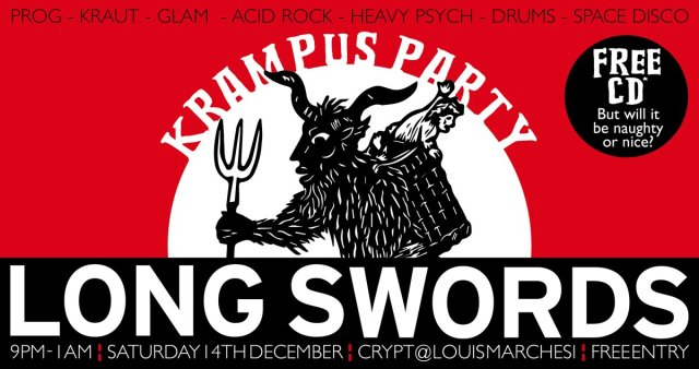 long swords krampus